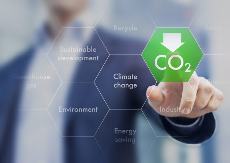 Improve Your Business' Carbon Footprint