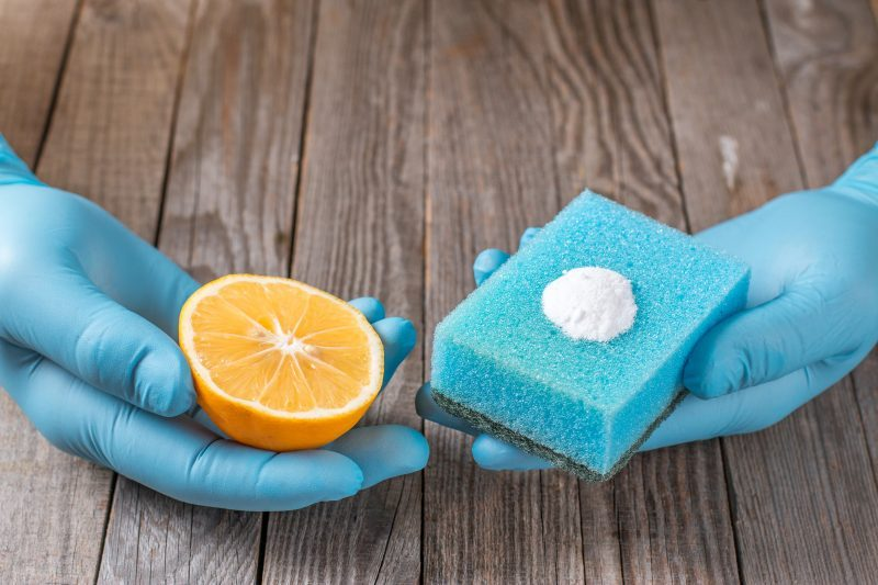 20 Chemical-Free Recipes for DIY Spring Cleaning