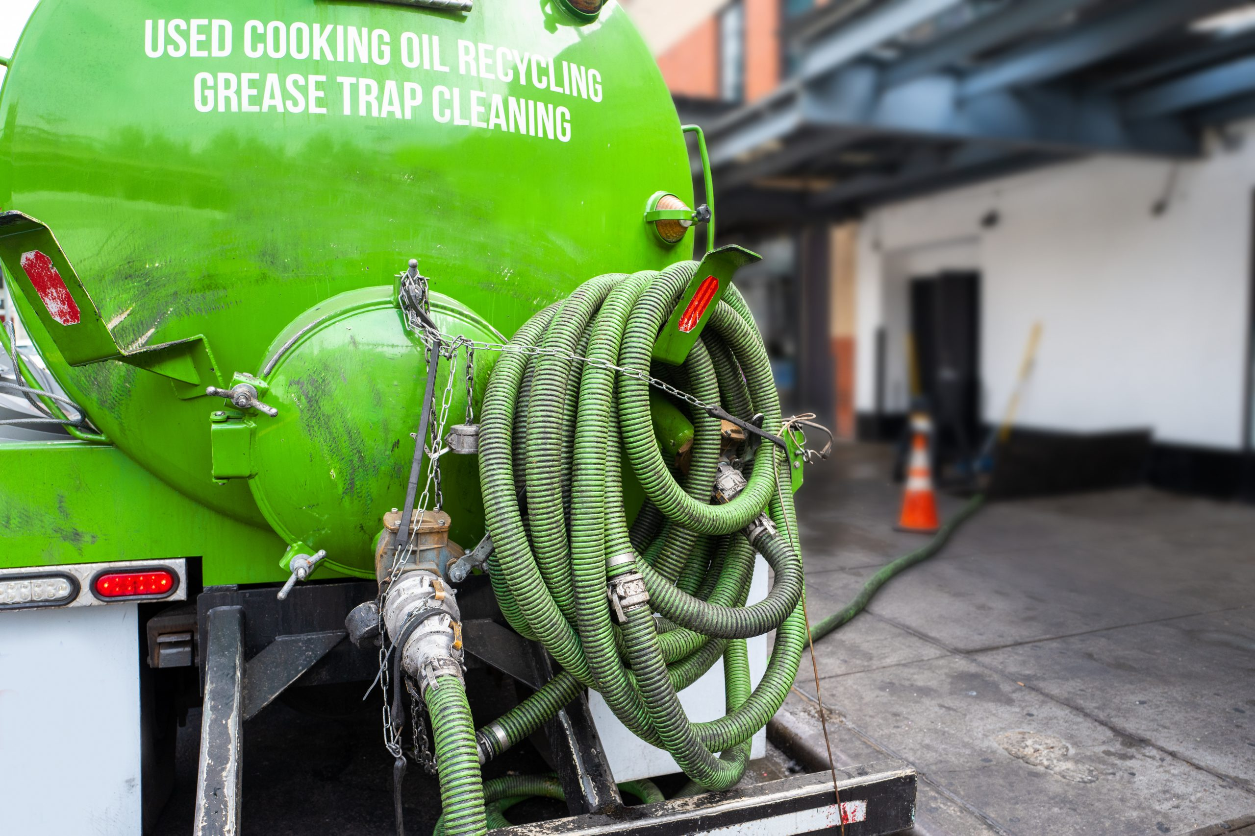 3 Major Benefits of Recycling Waste Cooking Oil